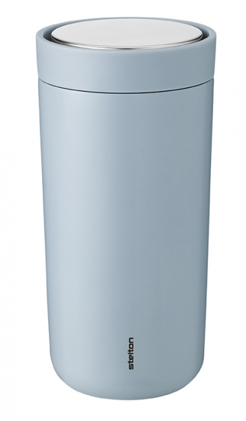 Stelton To Go Click 0,4l Thermobecher soft cloud