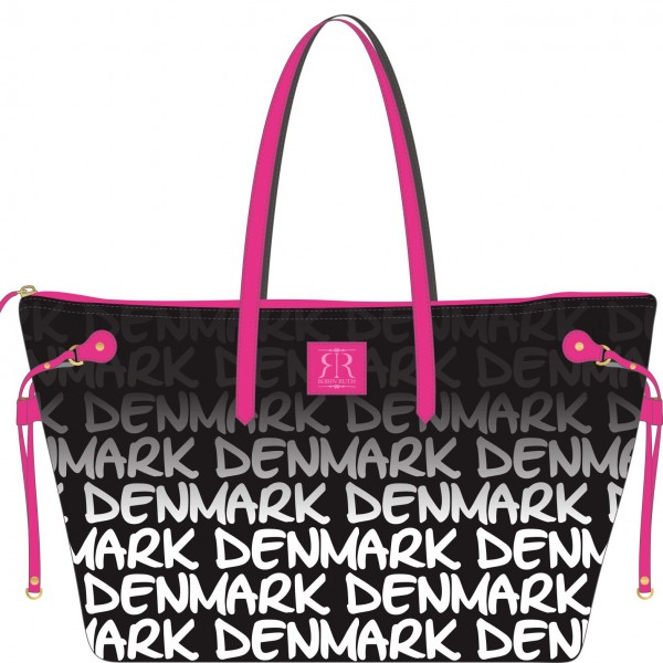 """Robin Ruth Canvas-Tasche """"DK-pink"""""""