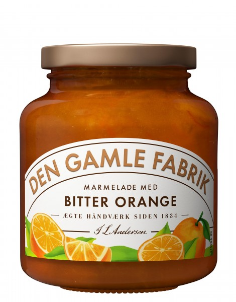 Den Gamle Fabrik Marmelade Bitter-Orange