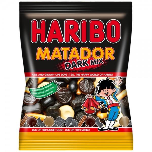 Haribo Matador Mix Dark