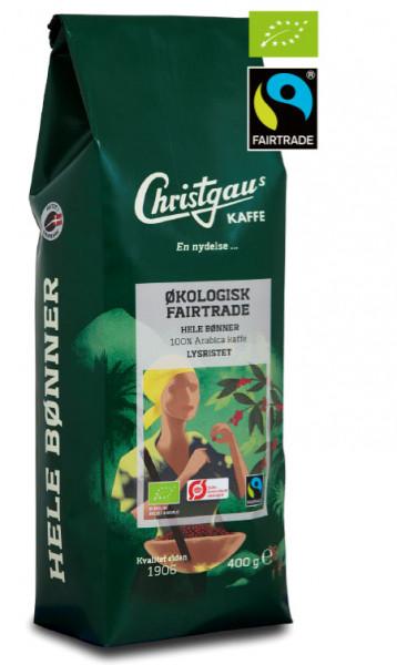 Christgau Bio Kaffeebohnen 100% Arabica