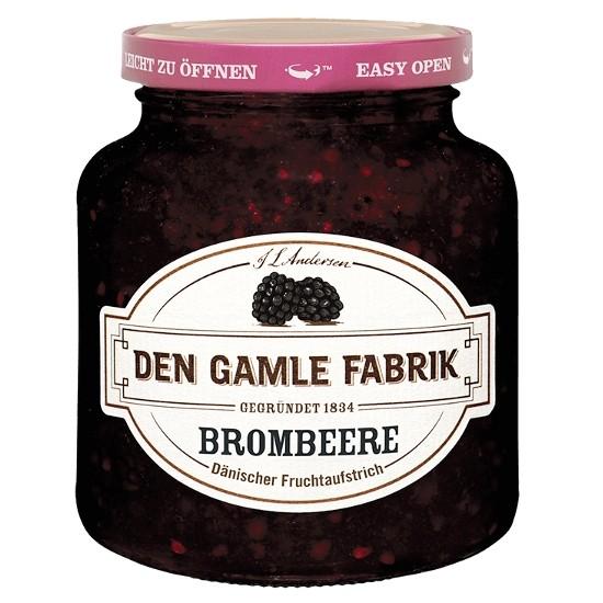 Den Gamle Fabrik Marmelade Brombeere 380g