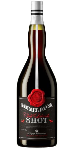 Gammel Dansk Chili Lakritz Shot