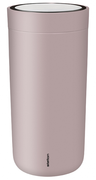 Stelton To Go Click 0,4l Thermobecher matt lavendel