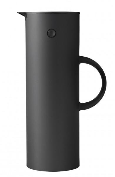 Stelton EM77 Isolierkanne 1l soft black