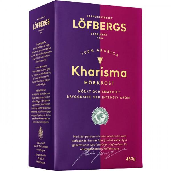 Löfbergs Bryggkaffe Kharisma