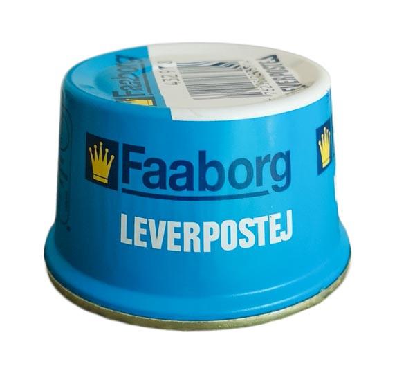 Faaborg Leberpastete
