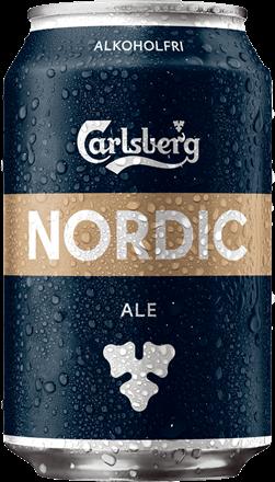Carlsberg Nordic Ale alkoholfrei