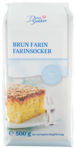 DanSukker Brun Farin