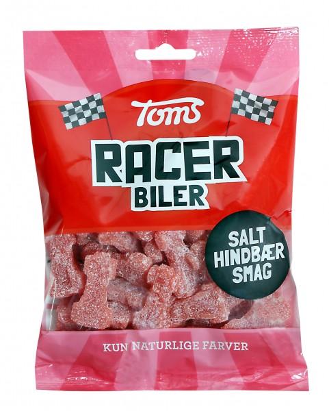 Toms Racer Biler Salt-Hindbær