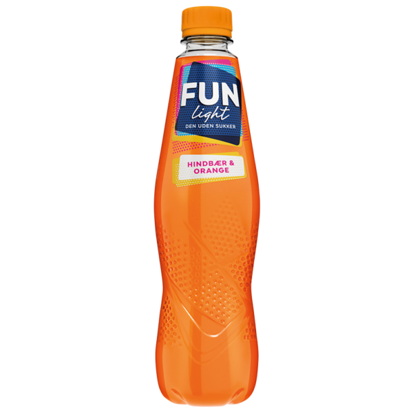 Fun Light Sirup Himbeere-Orange