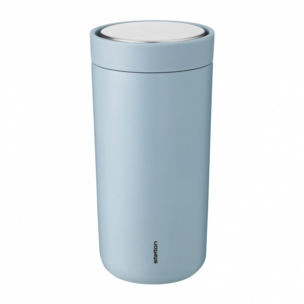 Stelton To Go Click 0,4l Thermobecher cloud