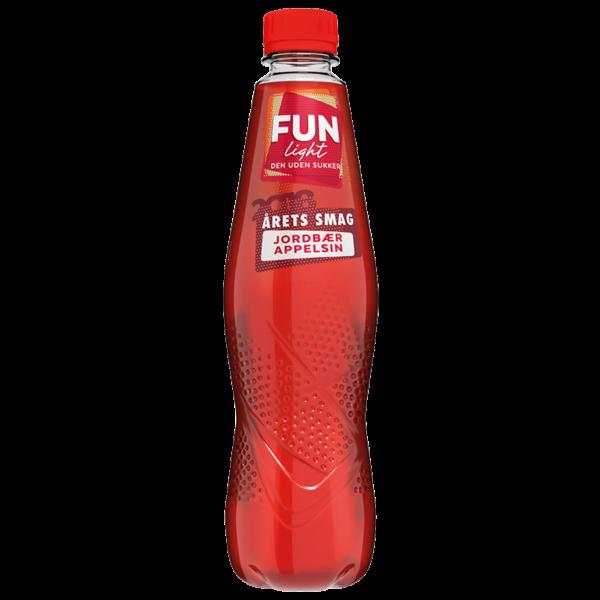Fun Light Sirup Erdbeere-Apfelsine