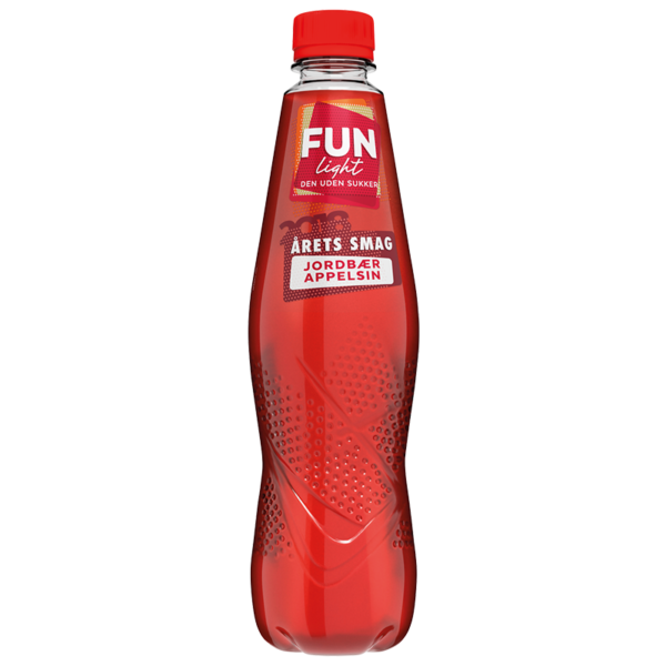 Fun Light Sirup Erdbeere-Orange