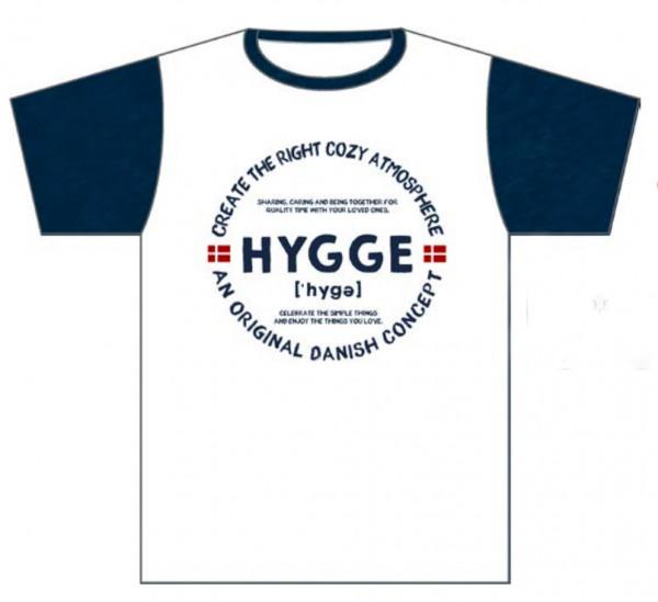 """Memories of Denmark T-Shirt """"Hygge"""""""