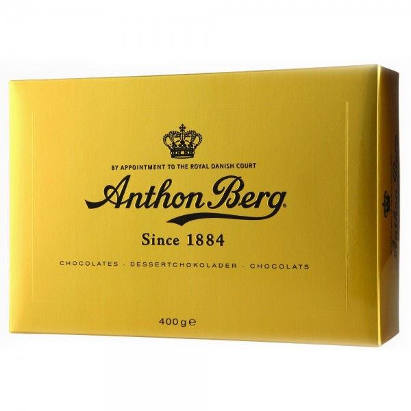 Anthon Berg Gold Box