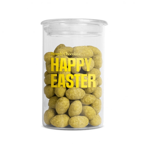 Simply Chocolate Happy Easter Schokomandeln