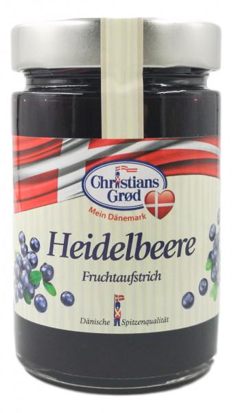 Christians Grød Marmelade Heidelbeere