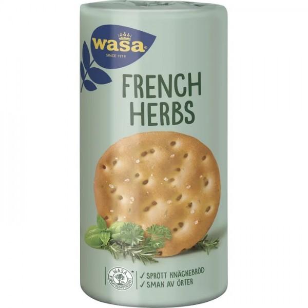 Wasa Knäckebrot French Herbs