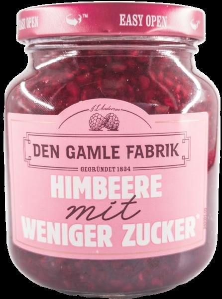 Den Gamle Fabrik Himbeere mit weniger Zucker