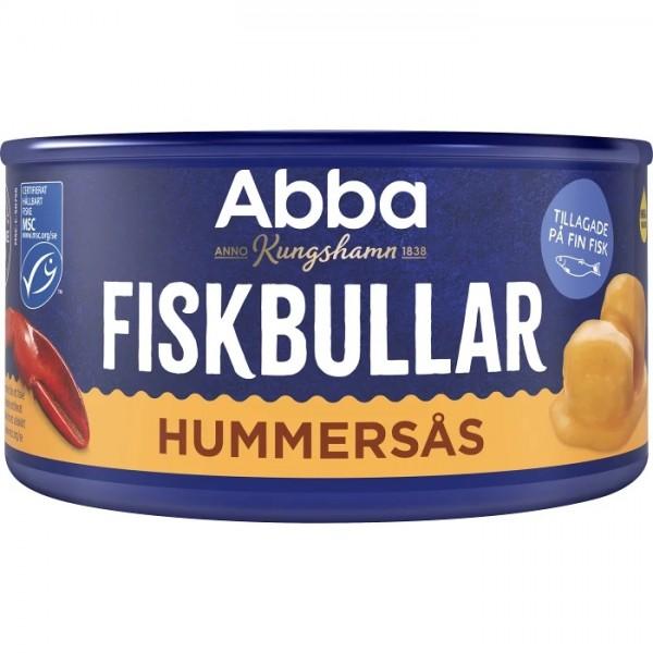 Abba Fiskbullar i Hummersås