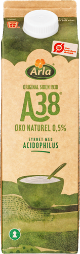 Arla A38 Øko Naturel 0,5%