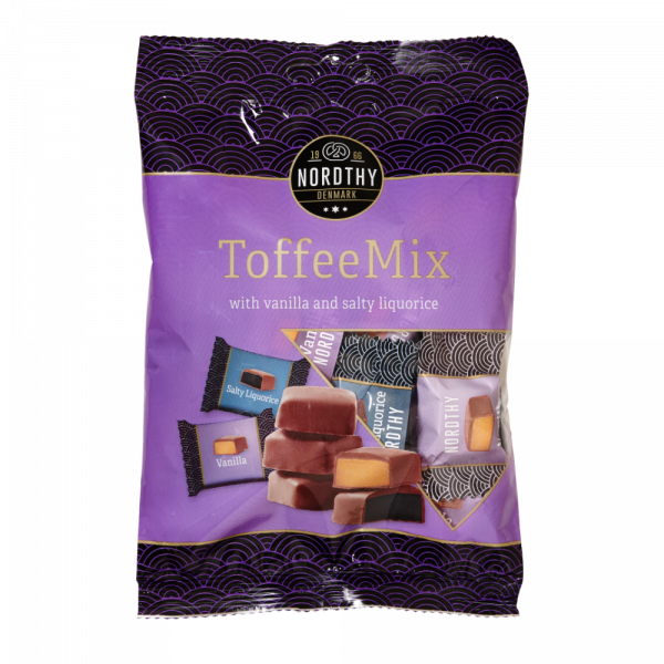 Nordthy Toffee Mix