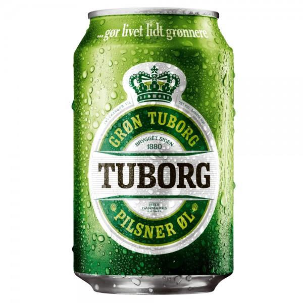 Tuborg Grøn Pils