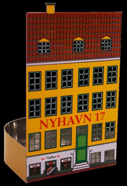 Teelichthalter Nyhavn 17
