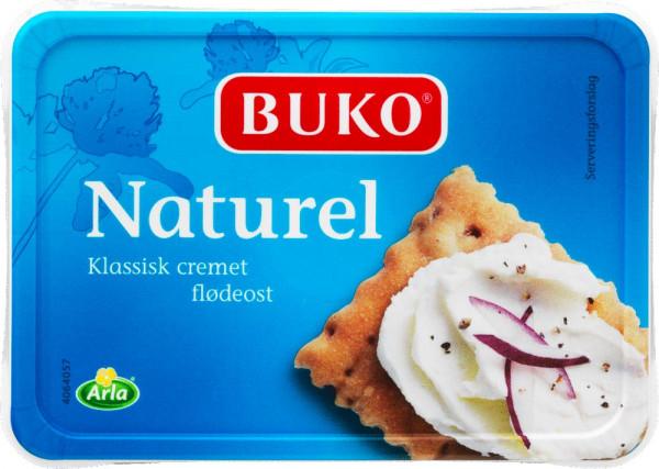 Buko Flødeost naturel