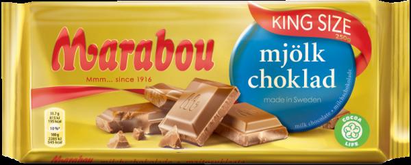 Marabou Mjölk Choklad
