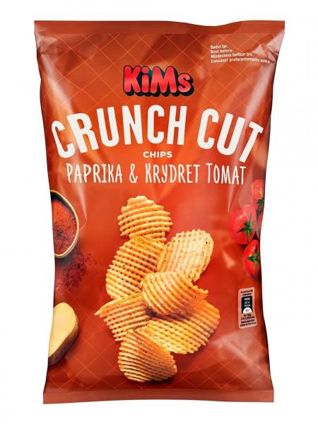KiMs Crunch Cut Paprika & Krydret Tomat