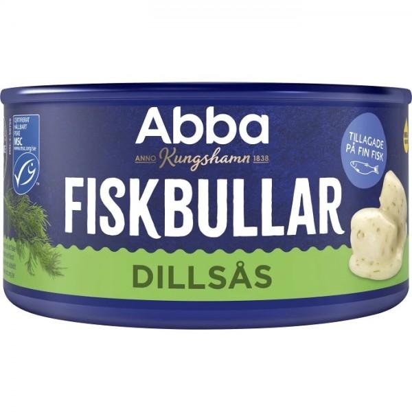 Abba Fiskbullar i Dillsås