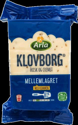 Arla Klovborg mit Kümmel