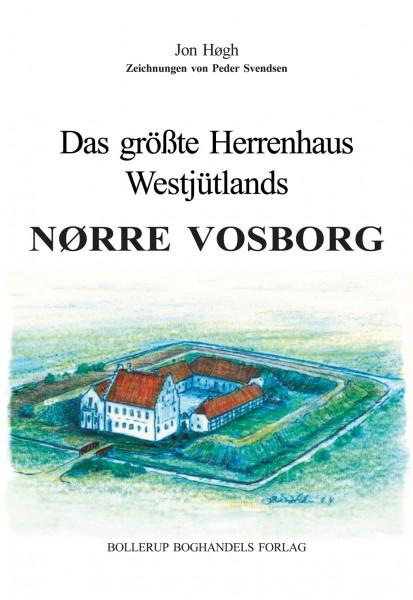 Gut Nørre Vosborg in Westjütland