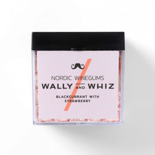 Wally and Whiz Blackcurrant with Strawberry