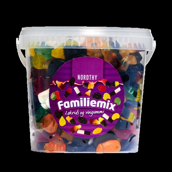 Nordthy Familien Weingummi Maxi-Pack