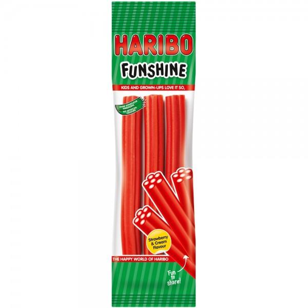 Haribo Funshine Strawberry & Cream