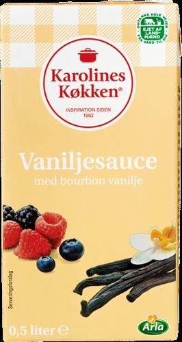 Karolines Køkken Vanillesauce