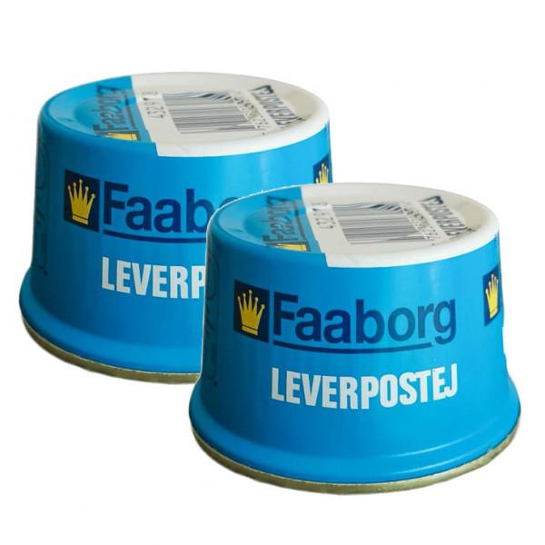 Faaborg Leberpastete 2x125g