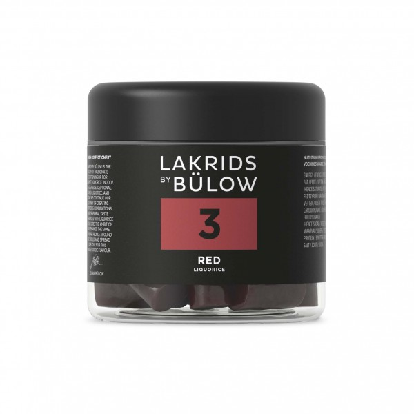 Lakrids by Bülow No. 3 - Red