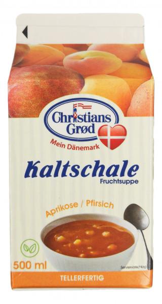 Christians Grød Kaltschale Aprikose & Pfirsich