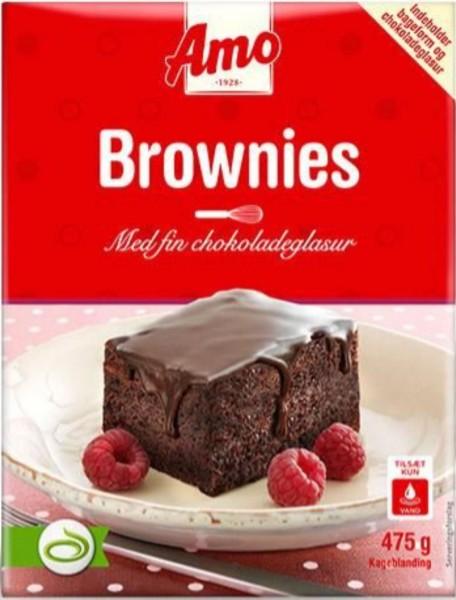 Amo Backmischung Brownies