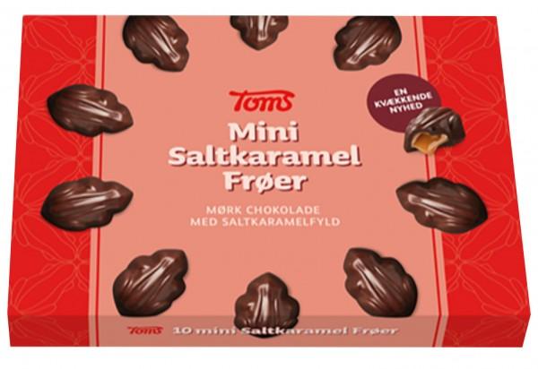 Toms Mini Saltkaramel Frøer 10er