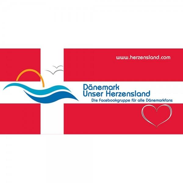 Dänemark – Unser Herzensland Magnet