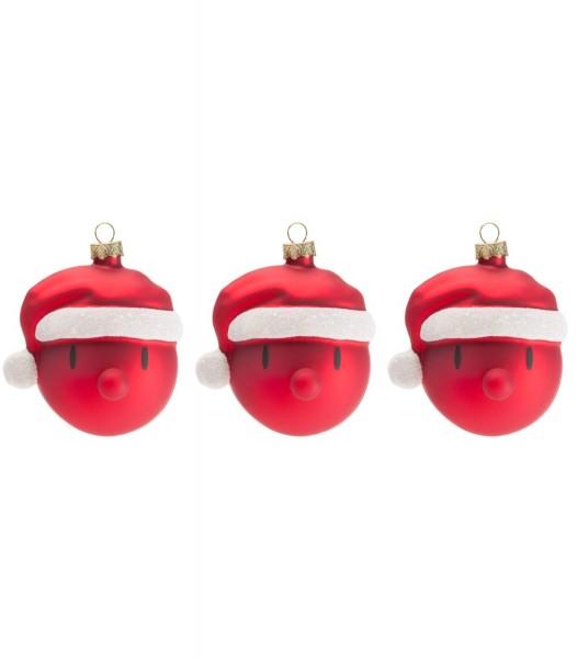 Hoptimist Weihnachtskugeln
