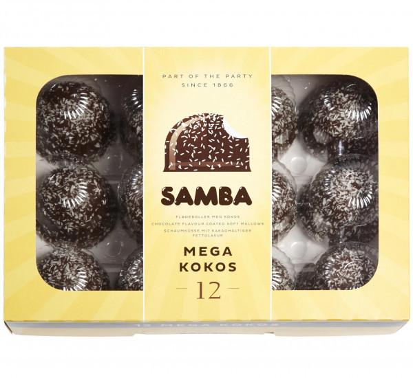 Samba Mega Schaumküsse mit Kokos