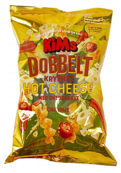 KiMs Dobbelt Krydret Hot Cheese
