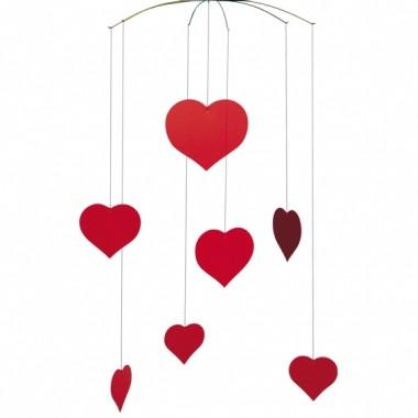 Flensted Herzmobile