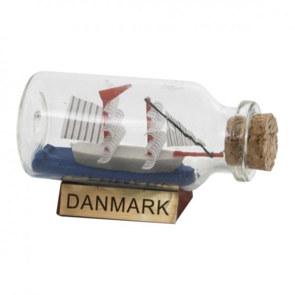 Buddelschiff Dänemark